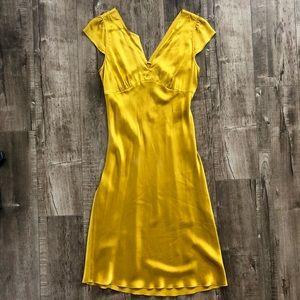 100% silk dress by Lucky Brand. Size small